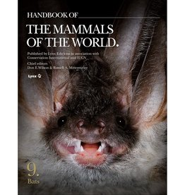Handbook of the Mammals of the World, Vol. 9: Bats