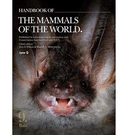 Handbook of the Mammals of the World, Vol. 9: Bats