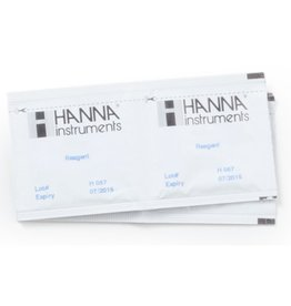 Hanna Instruments HI709-25 Reagents for Manganese HR, 25 Tests