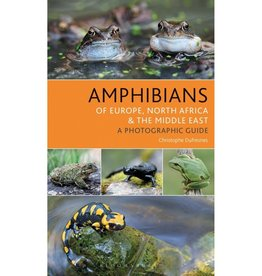 Amphibians of Europe, North America & The Middle East