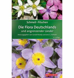 Die Flora Deutschlands und angrenzender Länder
