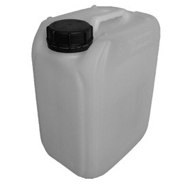 Jerrycan 2,5L with cap