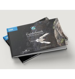 Pocket Guidebook to the birds of Saba