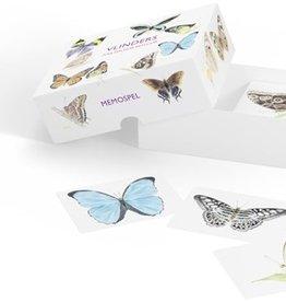 Vlinder-memospel