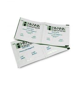 Hanna Instruments HI771-25 Reagentia voor Totale Chloor UHR, 25 Testen
