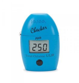 Hanna Instruments HI761 Checker photometer for Total Chlorine ULR