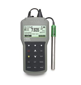Hanna Instruments HI98191 portable waterproof pH, mV, ORP, ISE and temperature meter