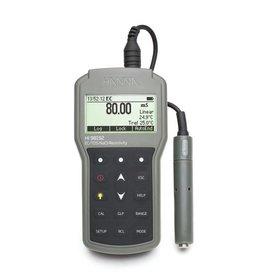 Hanna Instruments HI98192 Waterproof Portable EC/TDS/Resistivity/Salinity Meter