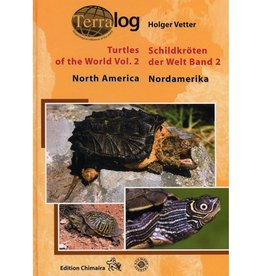 Terralog 2: Turtles of the World Vol. 2 North America