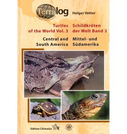 Terralog 3: Turtles of the World Vol. 3 Central and South America