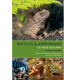 Reptiles & Amphibians of New Zealand