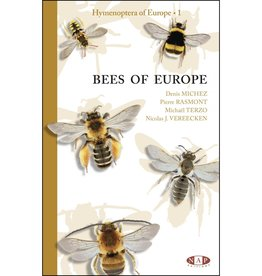 Bees of Europe, Volume 1