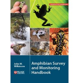 Amphibian Survey and Monitoring Handbook