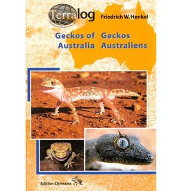 Terralog 10: Geckos of Australia