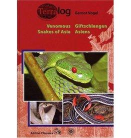Terralog 14: Venomous Snakes of Asia