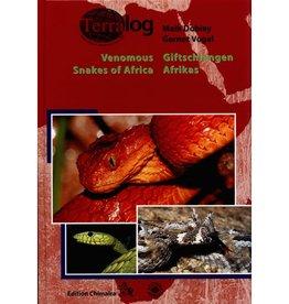 Terralog 15: Venomous Snakes of Africa