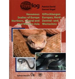 Terralog 16: Venomous Snakes of Europe, Northern, Central and Western Asia