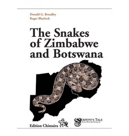 The Snakes of Zimbabwe and Botswana