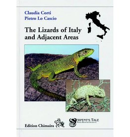 The Lizards of Italy and Adjacent Areas
