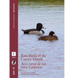 Rare Birds of the Canary Islands