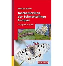 Taschenlexikon der Schmetterlinge Europas - Tagfalter