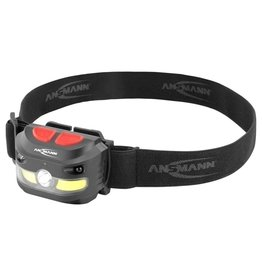 Ansmann Rechargeable Headlight HD250R