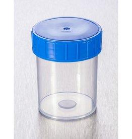 Collecting jar 180ml PE Blue