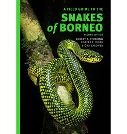 A Field Guide to the Snakes of Borneo