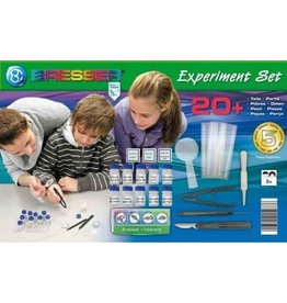 Bresser Microscope Experiment Set