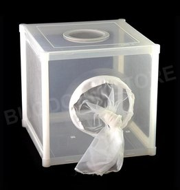 Bugdorm BugDorm-1 Insect Rearing Cage with Wire Screen Port