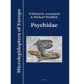 Microlepidoptera of Europe, Volume 8 - Psychidae