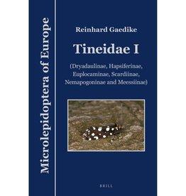 Microlepidoptera of Europe, Volume 7 - Tineidae I (Dryadaulinae, Hapsiferinae, Euplocaminae, Scardiinae, Nemapogoninae and Meessiinae)