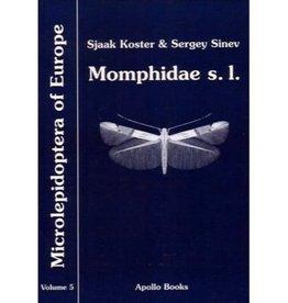 Microlepidoptera of Europe, Volume 5 - Momphidae I