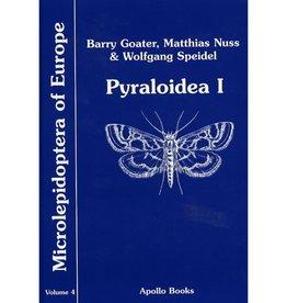 Microlepidoptera of Europe, Volume 4 - Pyraloidea I (Crambidae: Acentropinae, Evergestinae, Heliothelinae, Schoenobiinae, Scopariinae)
