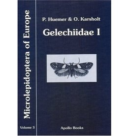 Microlepidoptera of Europe, Volume 3 - Gelechiidae 1