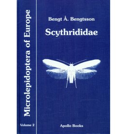 Microlepidoptera of Europe, Volume 2 - Scythrididae
