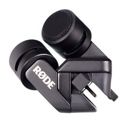 Røde i-XY Stereo Microfoon voor Apple iPhone & iPad
