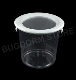 Bugdorm BDPN24 Pint-sized Insect Pot with Snap Lid