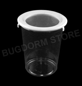 Bugdorm BDPN32 Pint-sized Insect Pot with Snap Lid