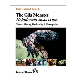 The Gila Monster - Heloderma suspectum