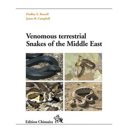Venomous Terrestrial Snakes of the Middle East