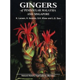 Gingers of Peninsular Malaysia and Singapore
