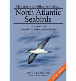 Multimedia Identification Guide to North Atlantic Seabirds: Shearwaters, Jouanin's & White-Chinned Petrels