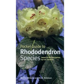 Pocket Guide to Rhododendron Species