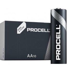 Duracell Industrial AA batteries - 10 pcs