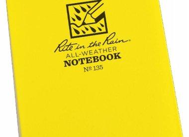 Waterproof Note Material