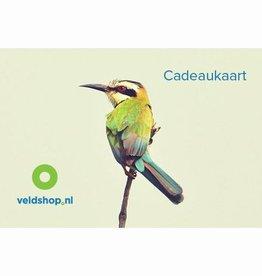 Veldshop.nl Cadeaukaart