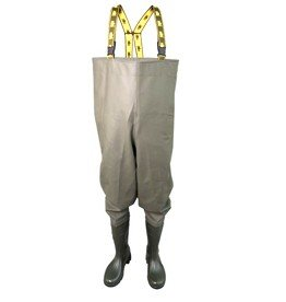 Pros Heavy duty polyester waders