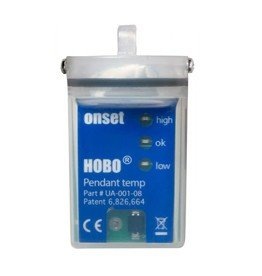 Onset Hobo Pendant Temperature / Alarm Data Logger 8k - UA-001-08