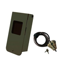 Anabat Express/Swift Security Box & Cable Lock